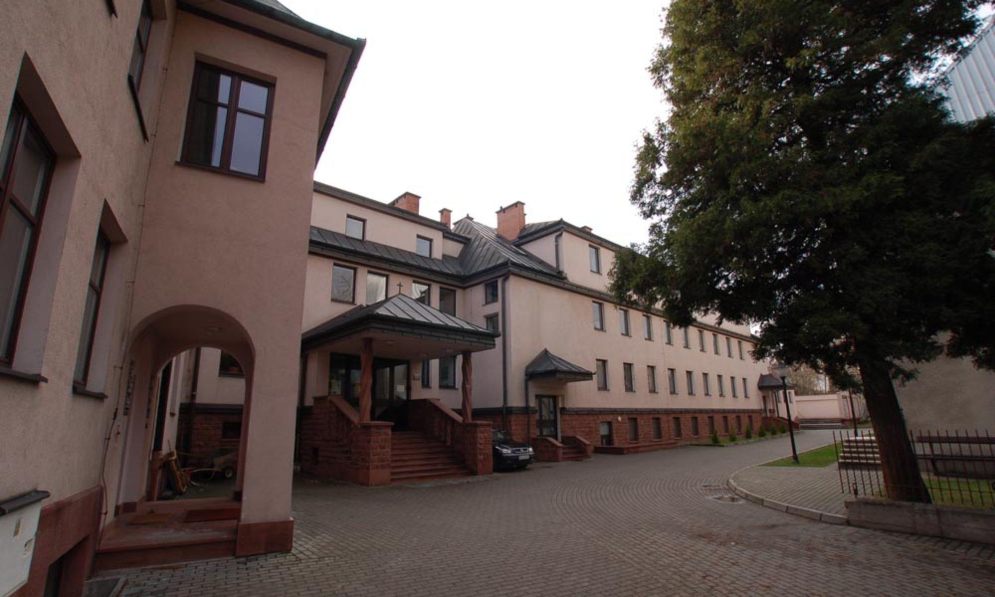 Dom Zakonny Zakonu Braci Mniejszych Kapucynów w Krakowie